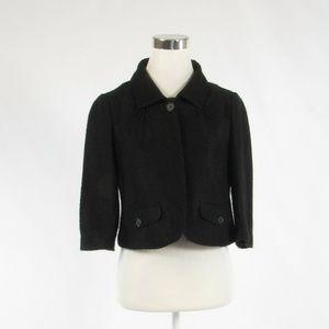Banana Republic black jacket 4